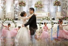 Skenoo Hall Wedding Dance Atmosphere by Skenoo Hall Emporium Pluit by IKK Wedding