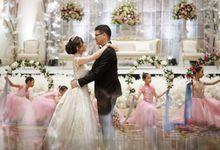 Bride & Groom Perfomance by IKK Wedding Venue