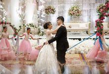 Skenoo Hall Wedding Dance Atmosphere by IKK Wedding Venue