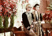 Resepsi Pernikahan Kinanti dan Yoga - Adat Jawa by D'soewarna Wedding Planning