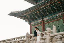 Seoul Pre-Wedding of  Ivan & Jacqueline by Natalie Wong Photography