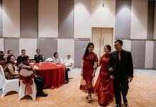Sangjit Ivan & Thefanny by Excellent Organizer