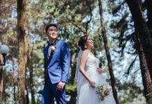 The Wedding of Ivan & Maura by PlanMyDay Wedding Organizer
