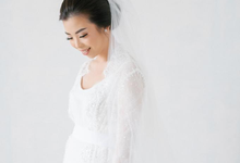 The wedding of Marcia and Adrian by Sorelle Robes
