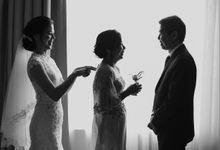 Ivan Stefanie Wedding by VELONICA