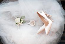 Ivan & Christine Wedding by ANTHEIA PHOTOGRAPHY