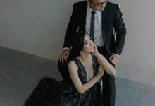 Prewedding of Ivani and Brandon by Le Clemmie by Amelia