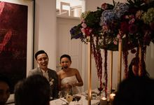 Ivanny & Arnold Wedding at The Forest by Wyl's by AKSA Creative