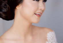 Wedding Makeup for Gaby by Ivany Nugraha Make Up