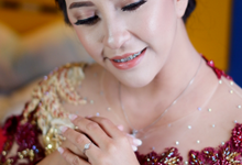 Engagement Makeup for Ms Laura (Martupol Day) by Ivany Nugraha Make Up