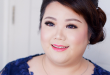 Makeup for Ms Sylvia by Ivany Nugraha Make Up