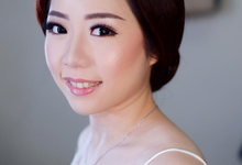 Wedding Makeup for Ms Ellysa by Ivany Nugraha Make Up