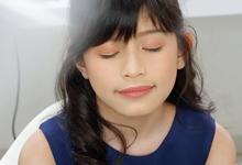 Kids Makeup for Photoshoot Junia by ivenamakeup