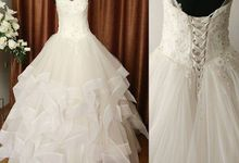 Wedding Dress by Ivory Bridal House