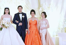 Moms & Sisters Gown by Ivy Sie Atelier