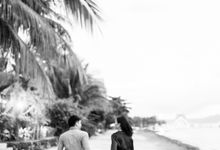 A Vacation Getaway Engagement Session by Ivy Tuason Photography