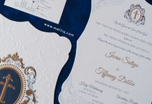 Iwan & Tiffany by Meltiq Invitation