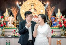 Iwan & Jessica Wedding Day by Filia Pictures