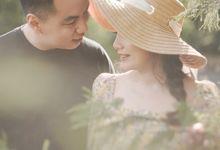 Iwan & Monika Prewedding by ANTHEIA PHOTOGRAPHY