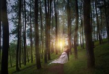 Prewedding Vita & Eko by R A Picture