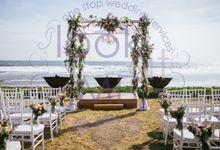 Raffi & Nagita's Wedding by Look At Me Bali Weddings