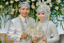 Wedding of Nuri & Widi by ixodia wedding organizer