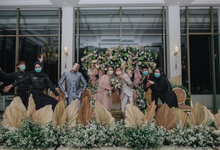 The Wedding of Dinda & Kevin by ixodia wedding organizer