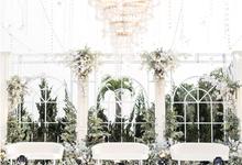 Ivandi & Yessica Wedding Decoration by Valentine Wedding Decoration