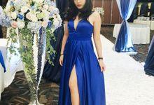 Custom Made Gown 2 by Angela Karina