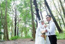 Prewedding Heppy & Fandy by kamaratih photography
