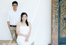 Adit & Amelia Prewedding by Selection Creative