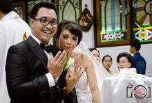 Resa + Ria Wedding (Holy Matrimony) by Orion Art Production