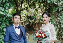 Wedding Reception Rama & Vika by By My Sight