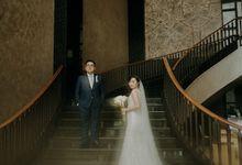 Stevin & Fenny Wedding by Get Her Ring