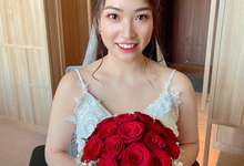 Bridal makeup look  by Izzy Makeup Artistry