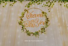 Steven & Shuyee by JOHN HO PHOTOGRAPHY