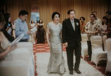 Holy Matrimony & Reception of Jonathan & Ellen by WYMM Organizer