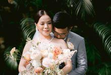 Jupiter & Fransiska by Bali Wedding Paradise