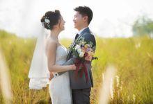 Marina Bay Sands Wedding by GrizzyPix Photography