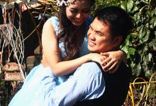 Prewedding Our Clien Mr. Rinto Aries And Ms. Ancin by Cphotography