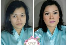 Party Make Up by kekemakeup.id