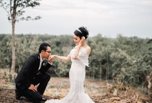 The Prewedding of AJI & ANIST by Excisia