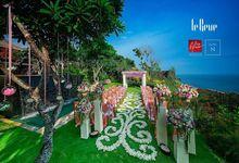 Clifftop Bulgari Wedding by Marlyn Production