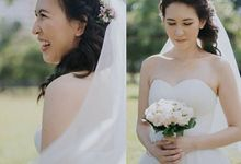 Bridal Makeovers by Star Glamour Artistry Pte Ltd