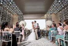 Jareth & Jenny by Bali Brides Wedding Planner