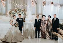 Wedding of Amanda & Juan by Sweetsalt