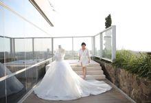 THE WEDDING OF ALONG AND JASSLYN by ODDY PRANATHA BRIDAL