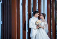 Wedding Of Benson and IuIu by Anantara Seminyak Bali Resort