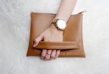 Grabby Clutch 2.0 & Sasha Clutch 2.0 new Release  by Jakarta Souvenir
