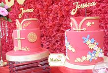 Sangjit Day of  JAMES &JESSICA by MADISON PARTY